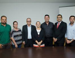 Novos diretores do Sanear são empossados pelo prefeito José Carlos do Pátio