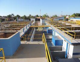 Sanear trabalha para dobrar a capacidade do abastecimento de água da cidade