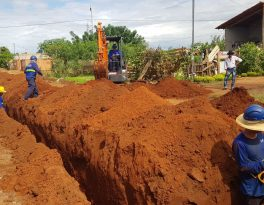 Alfredo de Castro receberá rede de abastecimento de água