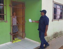 Sanear disponibiliza rede de esgoto para moradores do Tancredo Neves