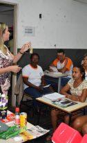 Sanear realiza palestras sobre a coleta seletiva em mais de 20 escolas do município