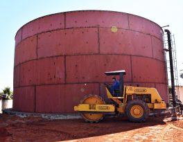 Rede de abastecimento de água será ampliada com mais nove reservatórios
