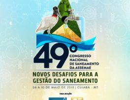Congresso de Saneamento da Assemae reunirá municípios em Cuiabá