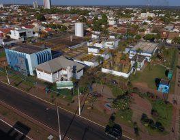 INTERLIGAÇÃO DE REDE – Sanear realiza obras para melhoria no abastecimento da cidade