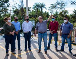 Durante inauguração dos Ecopontos, Pátio pede ajuda da população para manter a cidade limpa